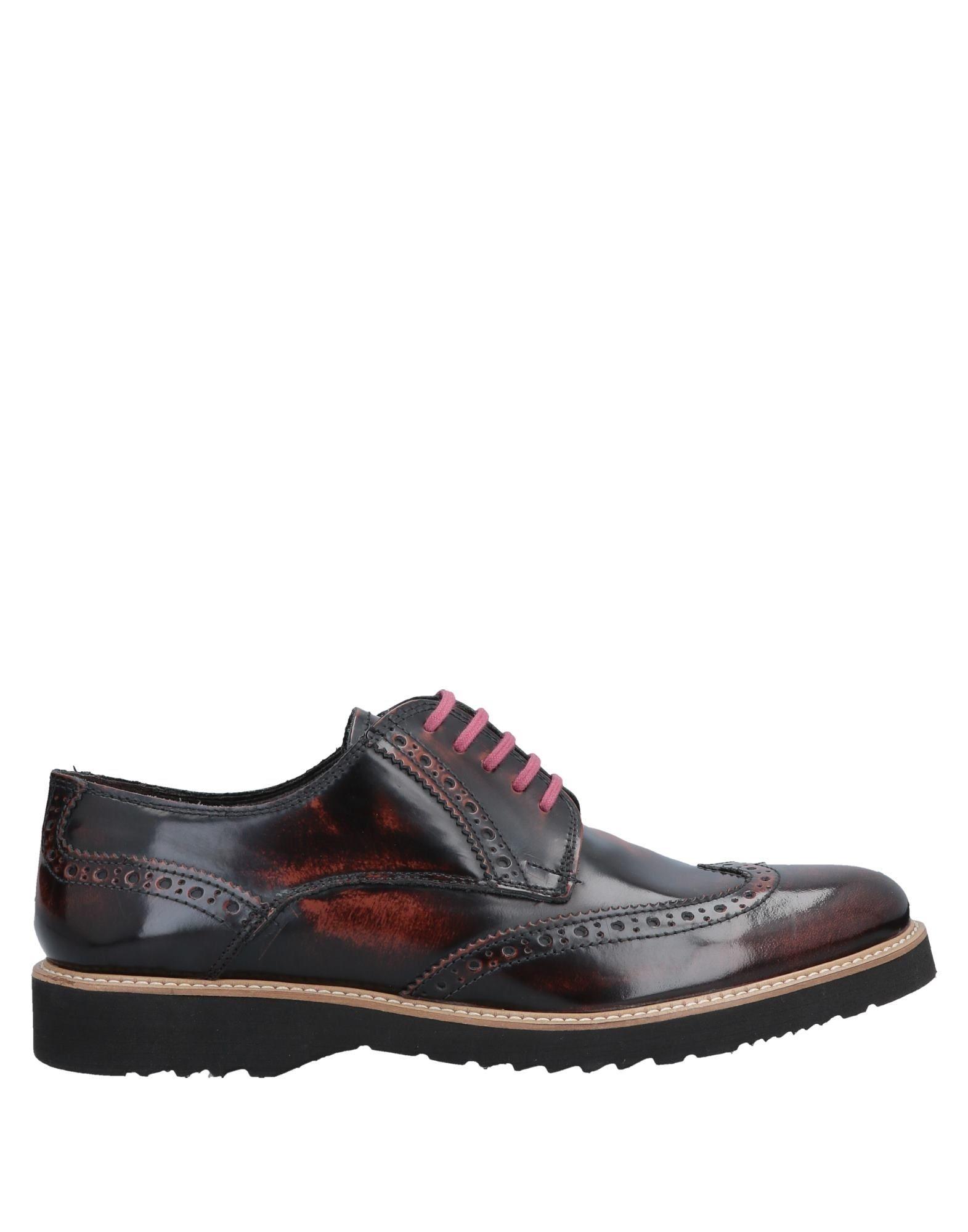 L'HOMME NATIONAL Обувь на шнурках цены онлайн