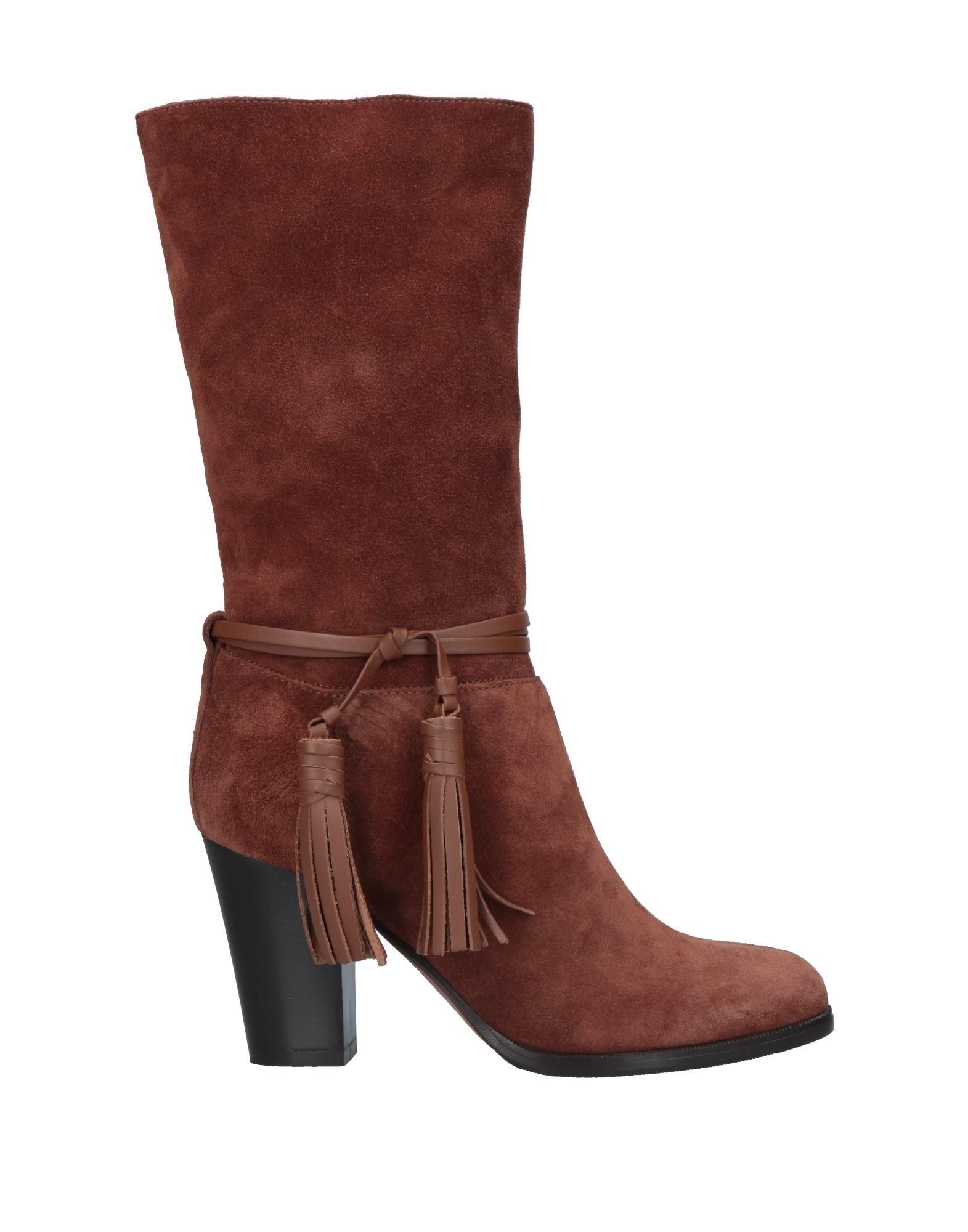 JENNA LEE Полусапоги и высокие ботинки