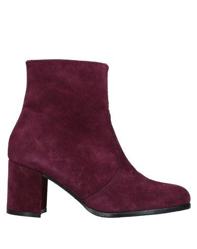 Фото - Полусапоги и высокие ботинки от LILO FEE цвет баклажанный