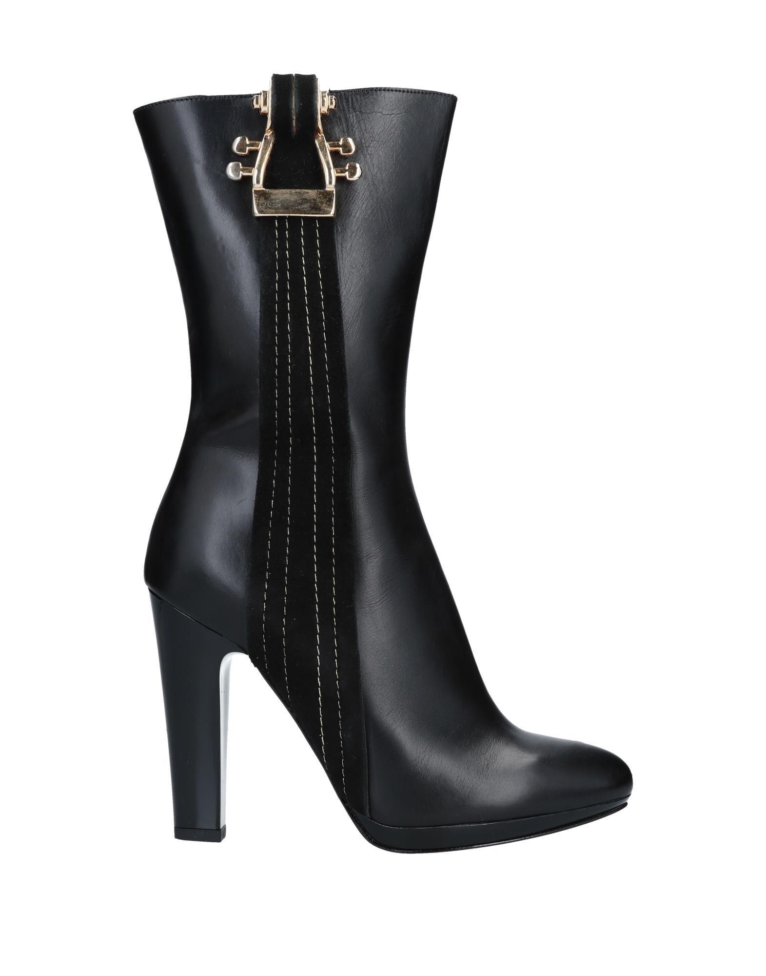 BRACCIALINI Полусапоги и высокие ботинки цены онлайн