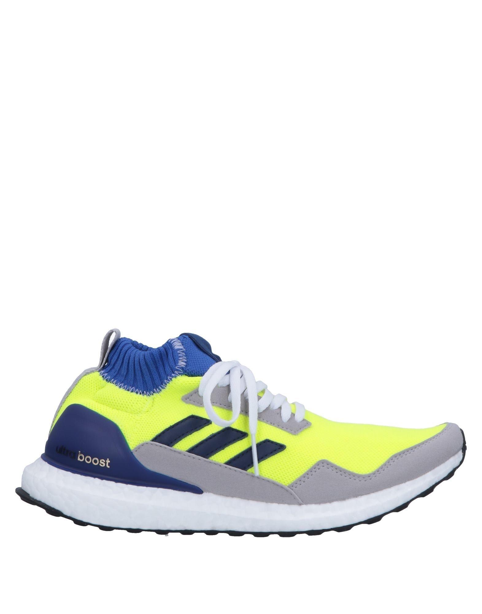 ADIDAS Herren Low Sneakers & Tennisschuhe6 gelb