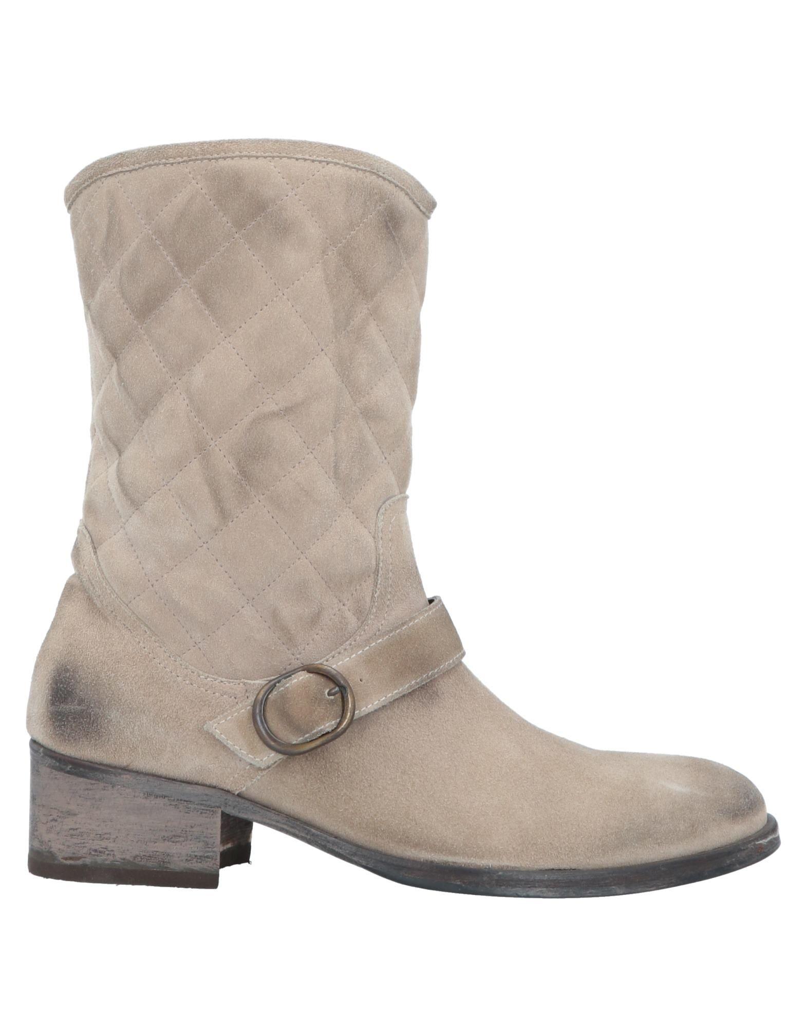 VIA ROMA 15 Полусапоги и высокие ботинки цены онлайн