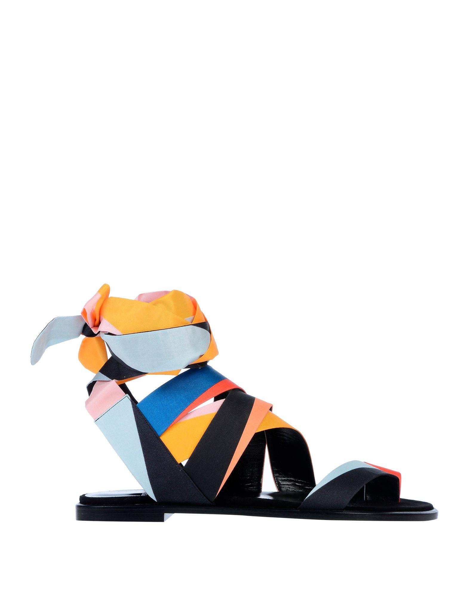 Фото - PIERRE HARDY Вьетнамки pierre hardy обувь на шнурках