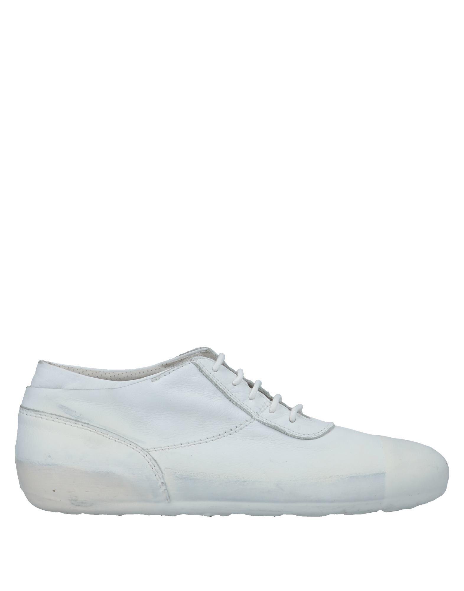 《送料無料》O.X.S. RUBBER SOUL メンズ スニーカー&テニスシューズ(ローカット) ホワイト 42 革