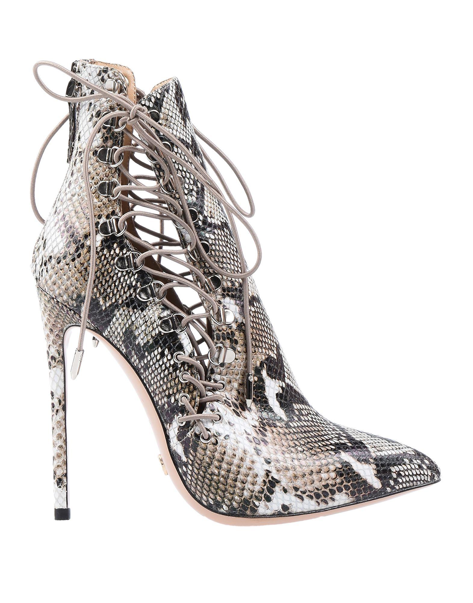 9228e3f6b47c цена GIANNI RENZI® COUTURE Полусапоги и высокие ботинки онлайн в 2017 году