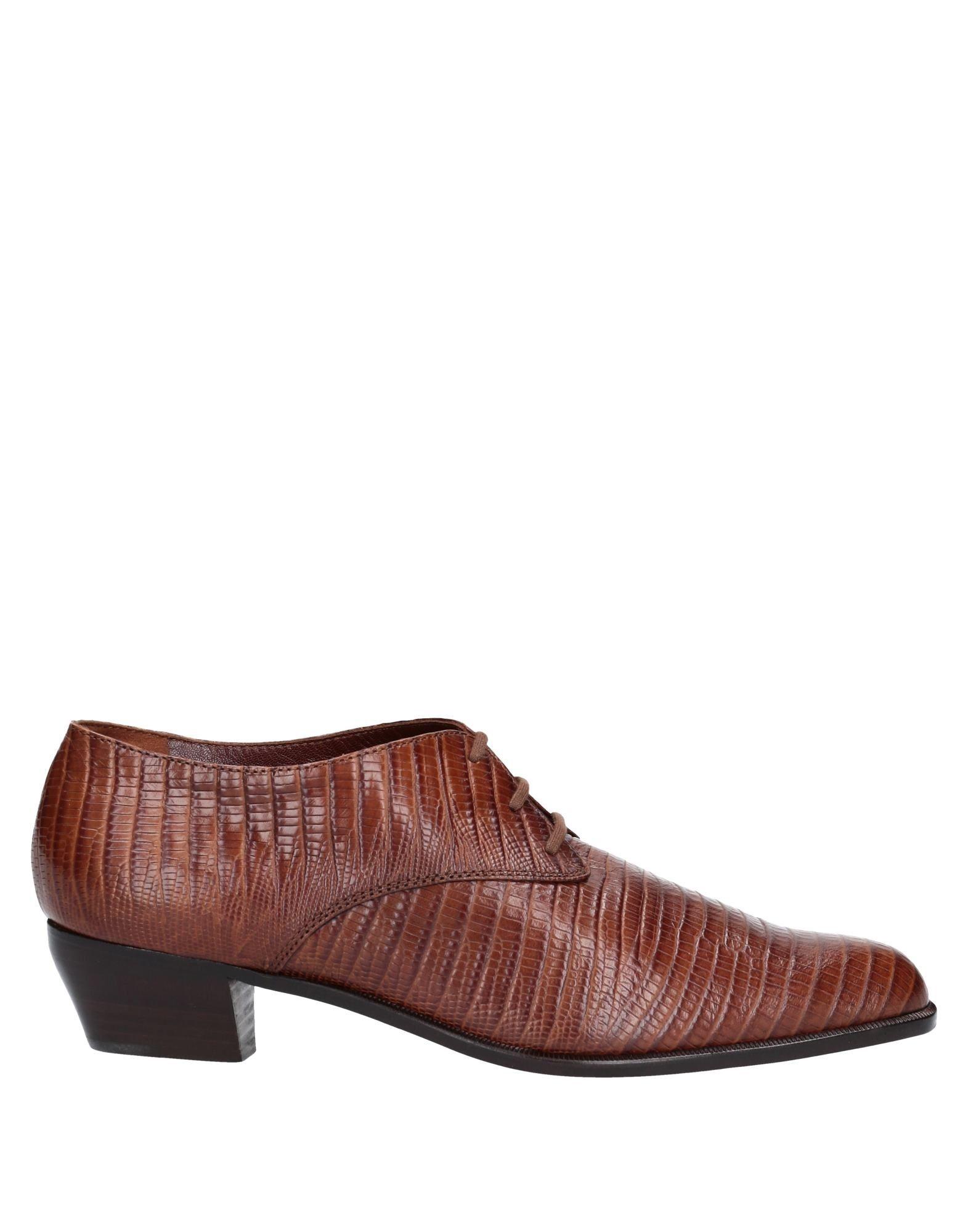 THE SADDLER Обувь на шнурках цены онлайн