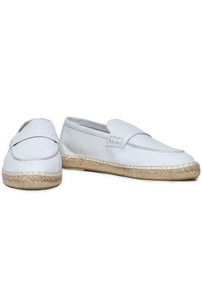VINCE. Leather loafers