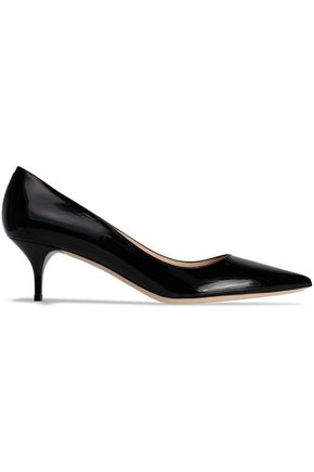 JIMMY CHOO Patent-leather pumps