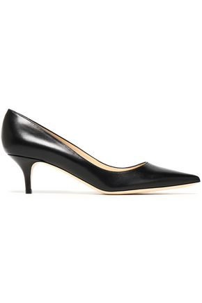 JIMMY CHOO Love 55 leather pumps
