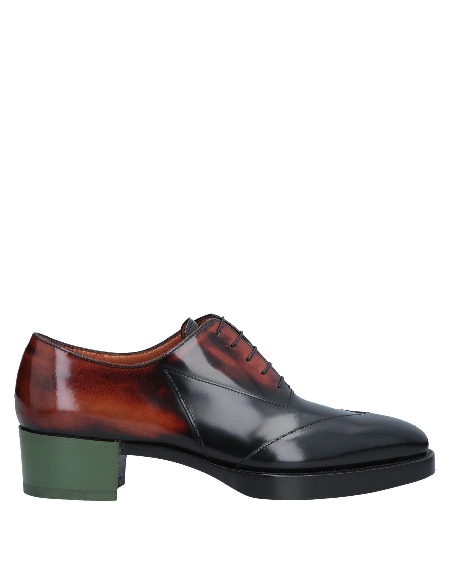 Фото - WALTER VAN BEIRENDONCK Обувь на шнурках v persie van basten 556688