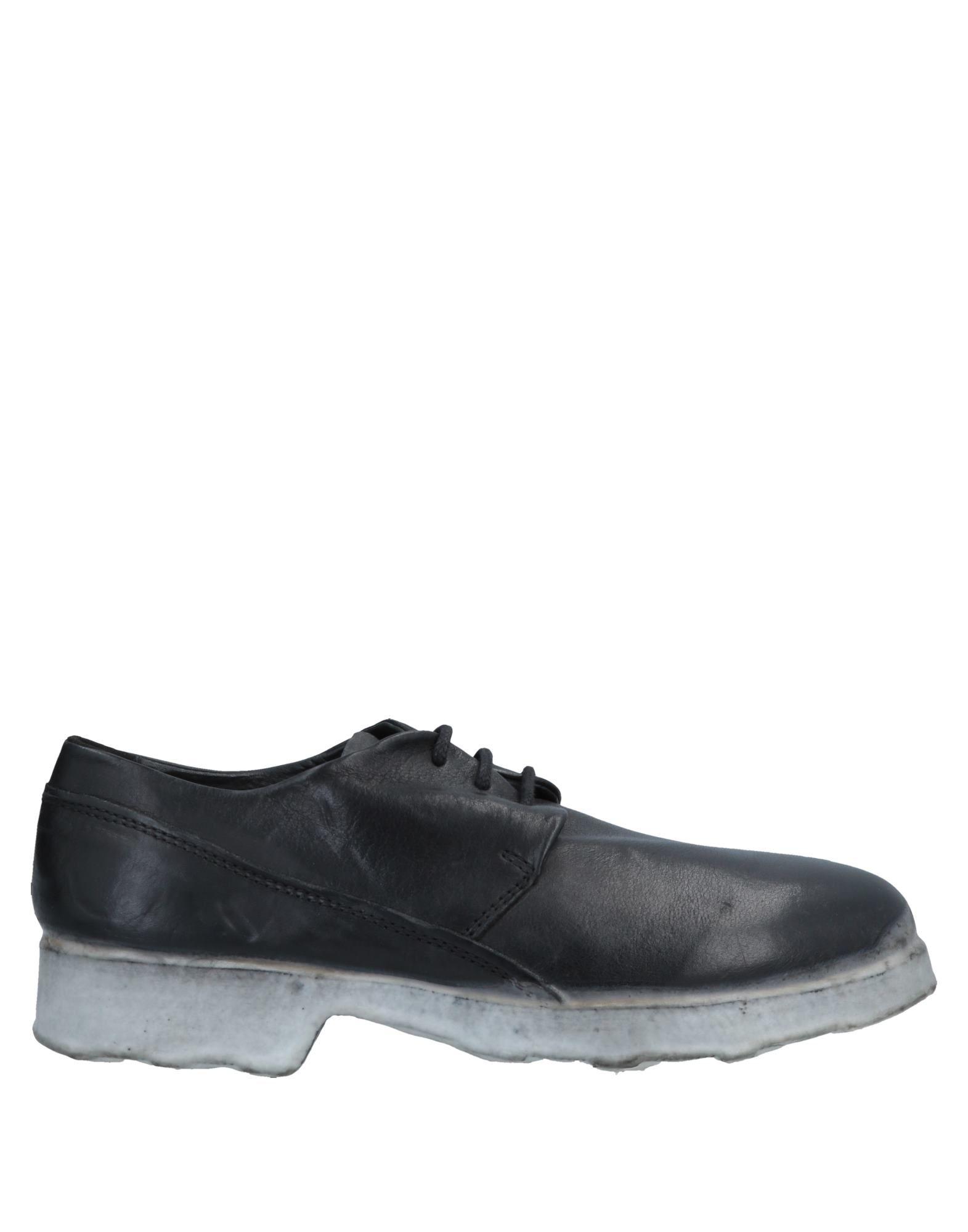 O.X.S. RUBBER SOUL Обувь на шнурках