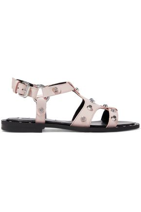McQ Alexander McQueen Solenie studded leather sandals