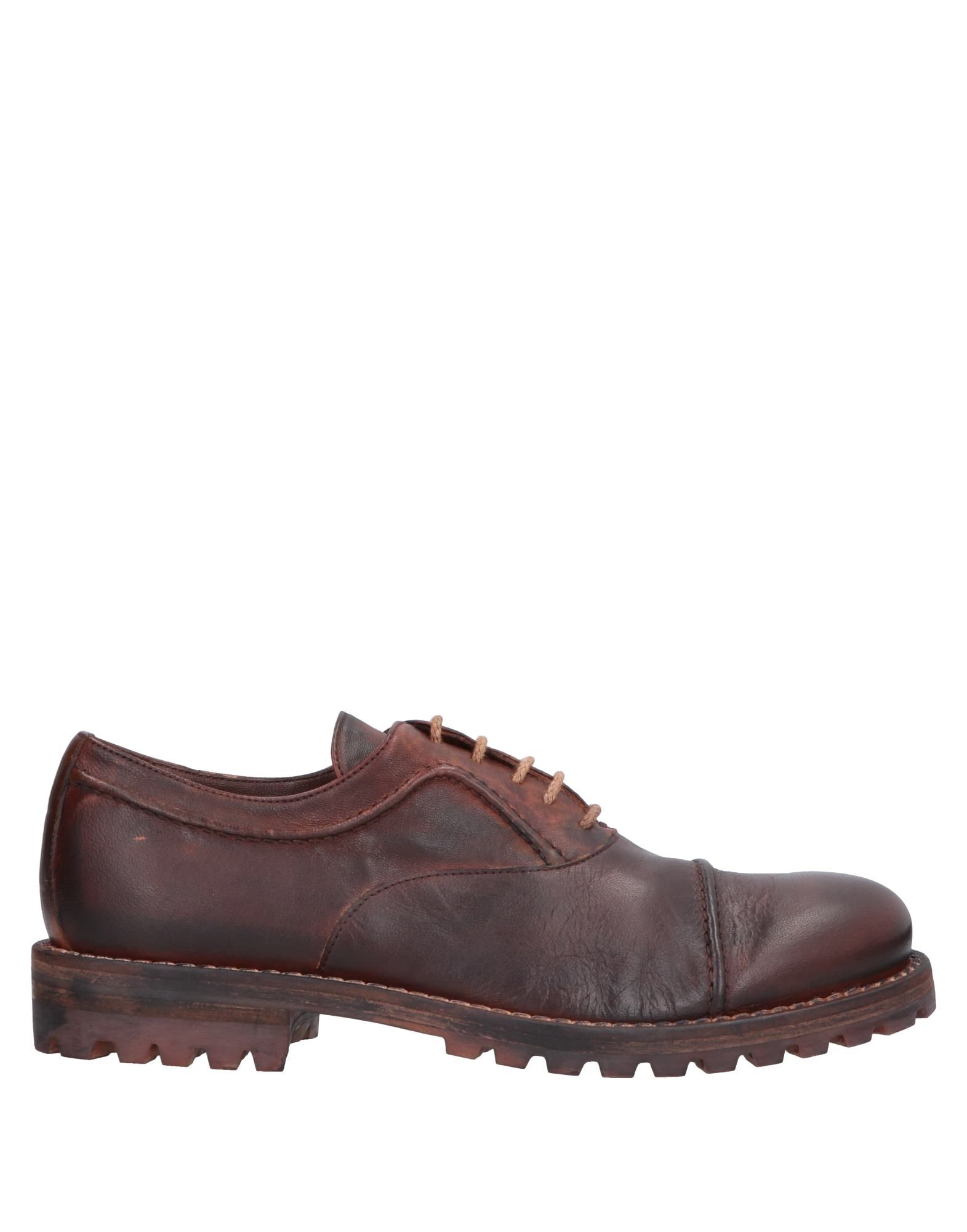 ROBERTO BOTTICELLI Обувь на шнурках цены онлайн