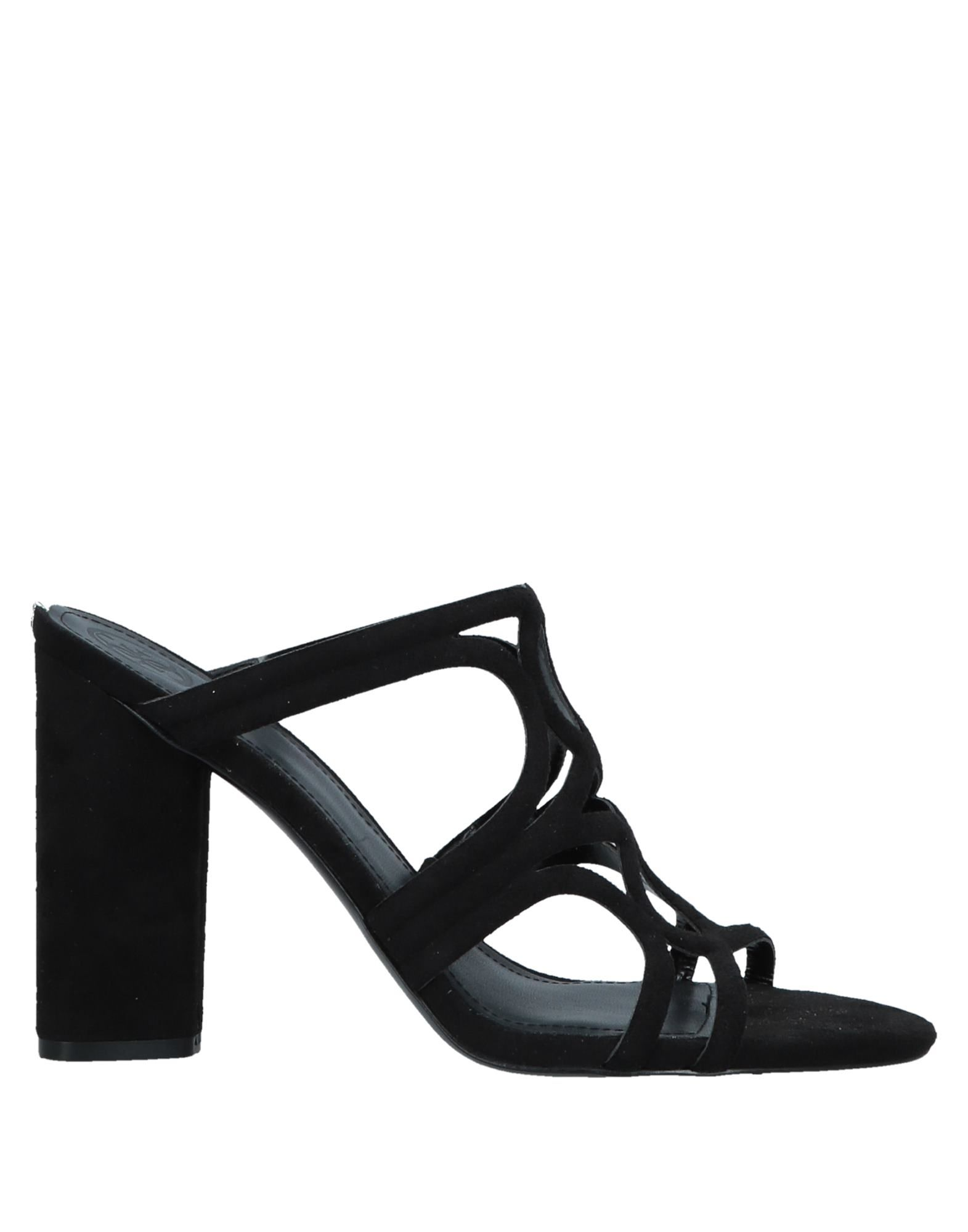 GUESS Damen Sandale3 schwarz