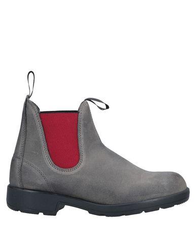 Фото - Полусапоги и высокие ботинки от FOЯME свинцово-серого цвета