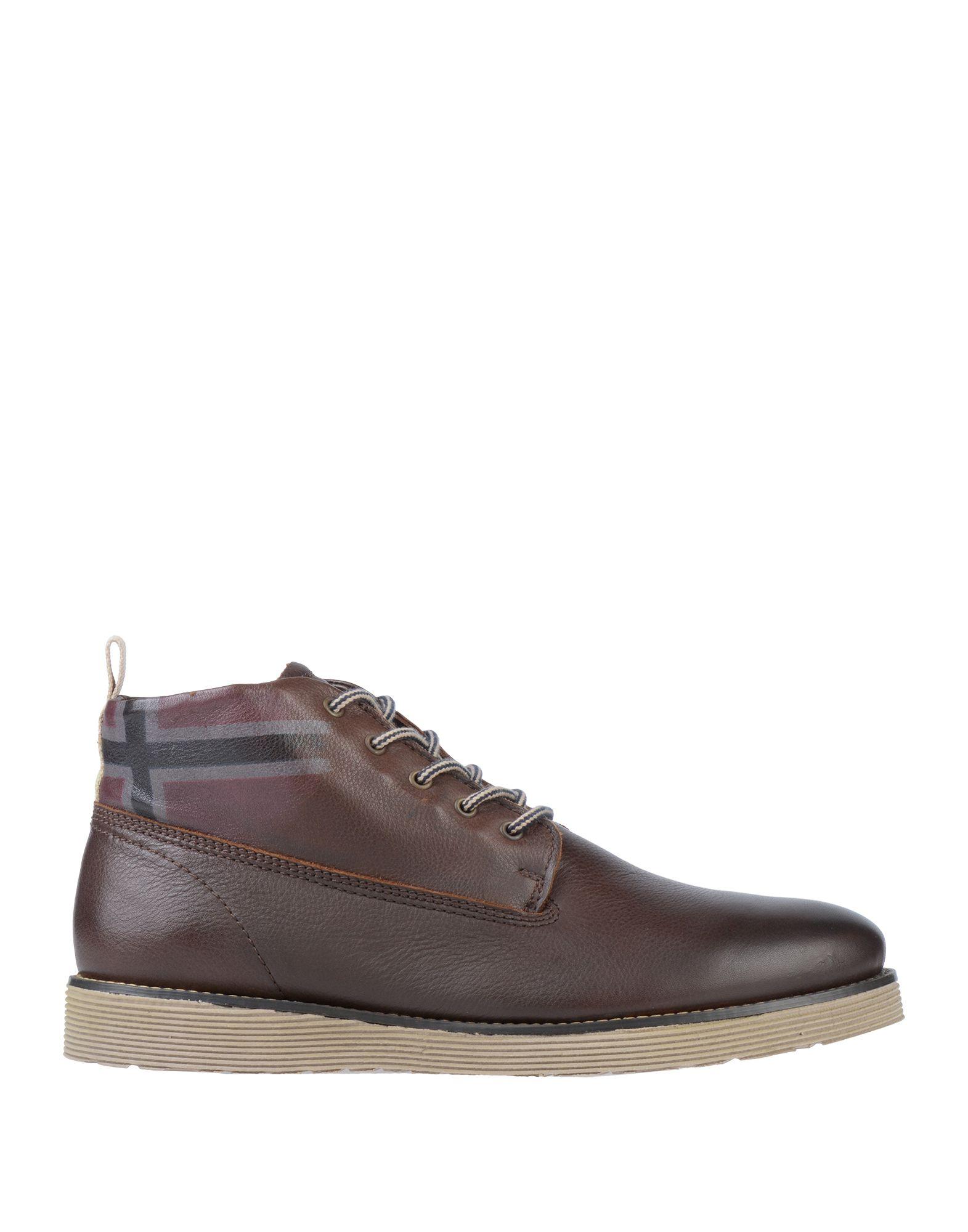 NAPAPIJRI Полусапоги и высокие ботинки napapijri ботинки мужские