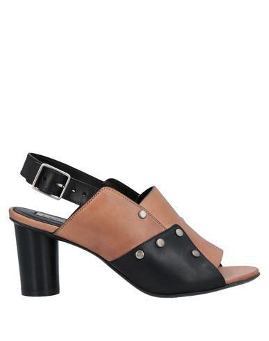 Купить Женские сандали  цвет верблюжий