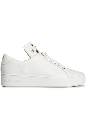 MICHAEL MICHAEL KORS Leather sneakers