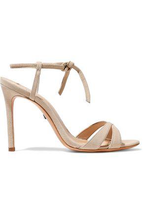 SCHUTZ Magna suede sandals