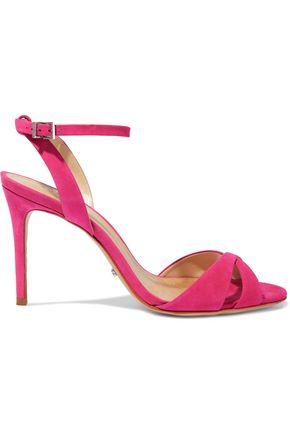 SCHUTZ Olyvia nubuck sandals