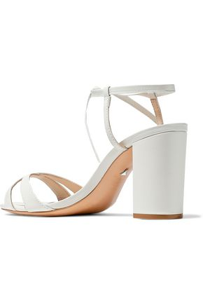 SCHUTZ Hericca leather sandals