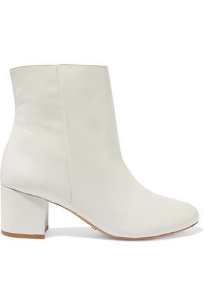 SCHUTZ Lupe leather ankle boots