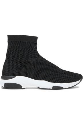 SCHUTZ Stretch-knit sneakers