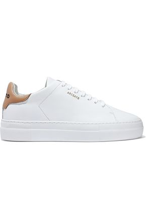 AXEL ARIGATO Paneled leather sneakers