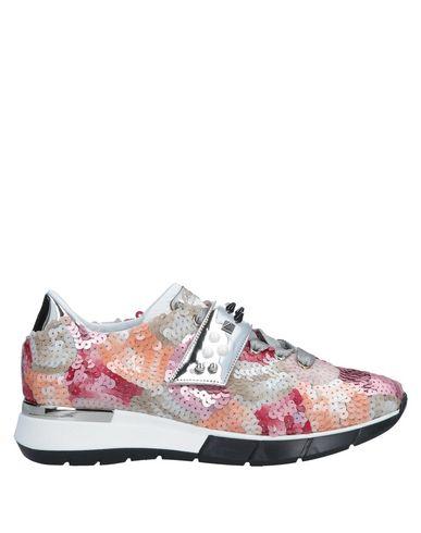 Купить Низкие кеды и кроссовки пастельно-розового цвета