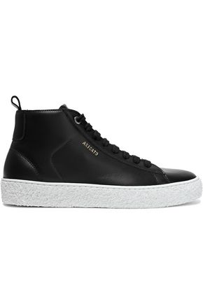 AXEL ARIGATO Leather high-top sneakers