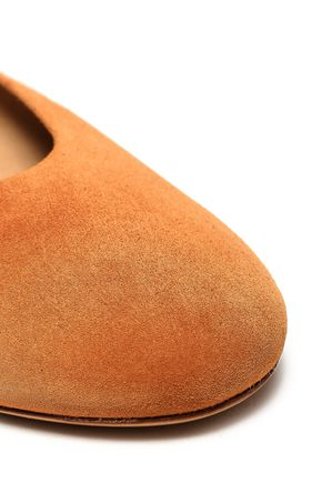 MICHAEL KORS COLLECTION Suede slippers