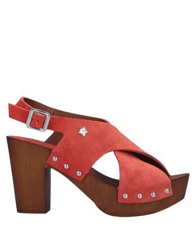 Купить Женские сандали  лососево-розового цвета