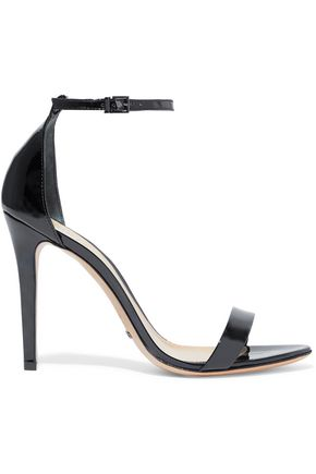 SCHUTZ Cadey-Lee patent-leather sandals