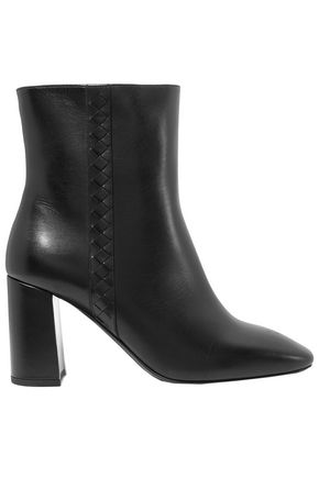 BOTTEGA VENETA Cherbourg leather ankle boots