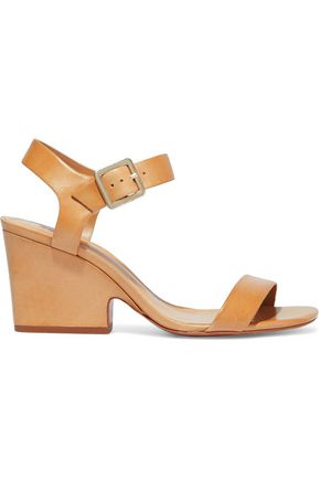 SCHUTZ Atanado leather sandals