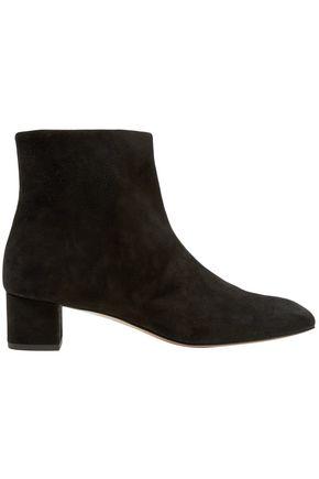 MANSUR GAVRIEL Suede ankle boots