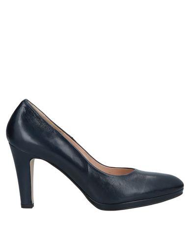 Фото - Женские туфли LOUIS GIRARDIER темно-синего цвета