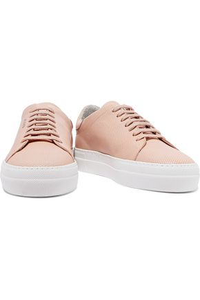 AXEL ARIGATO Clean 90 perforated leather sneakers
