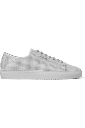 AXEL ARIGATO Perforated leather sneakers