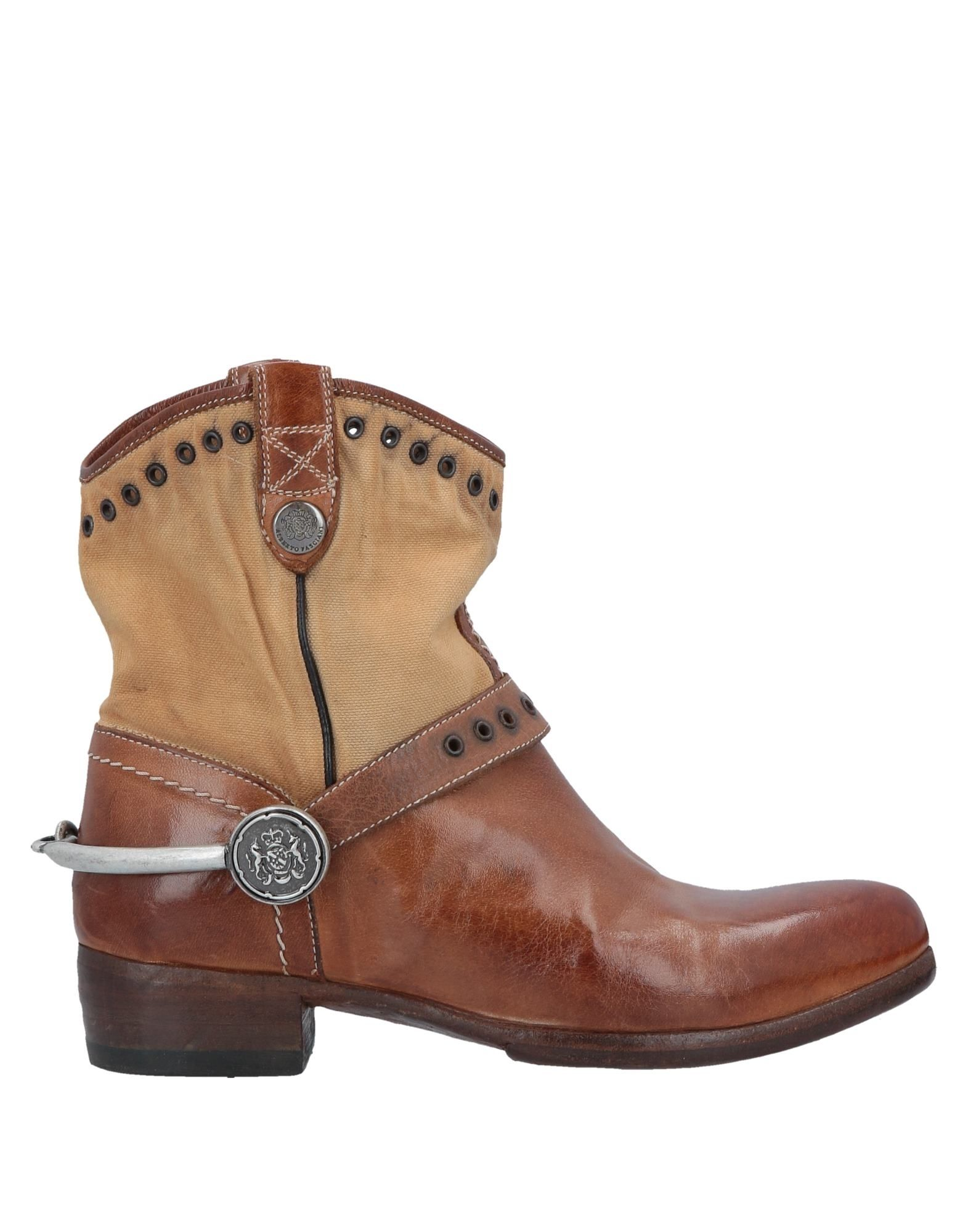 ALBERTO FASCIANI Полусапоги и высокие ботинки