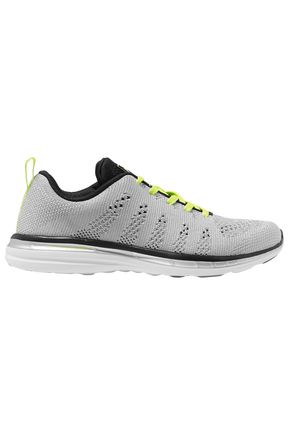 APL® ATHLETIC PROPULSION LABS Stretch-knit sneakers