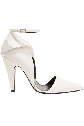 CALVIN KLEIN 205W39NYC Leather pumps