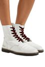 GOLDEN GOOSE DELUXE BRAND Distressed leather ankle boots