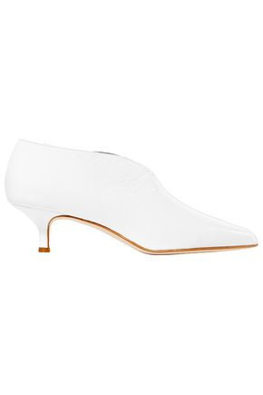 TIBI Patent-leather pumps