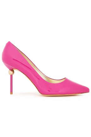 ROGER VIVIER | Roger Vivier Patent-Leather Pumps | Goxip