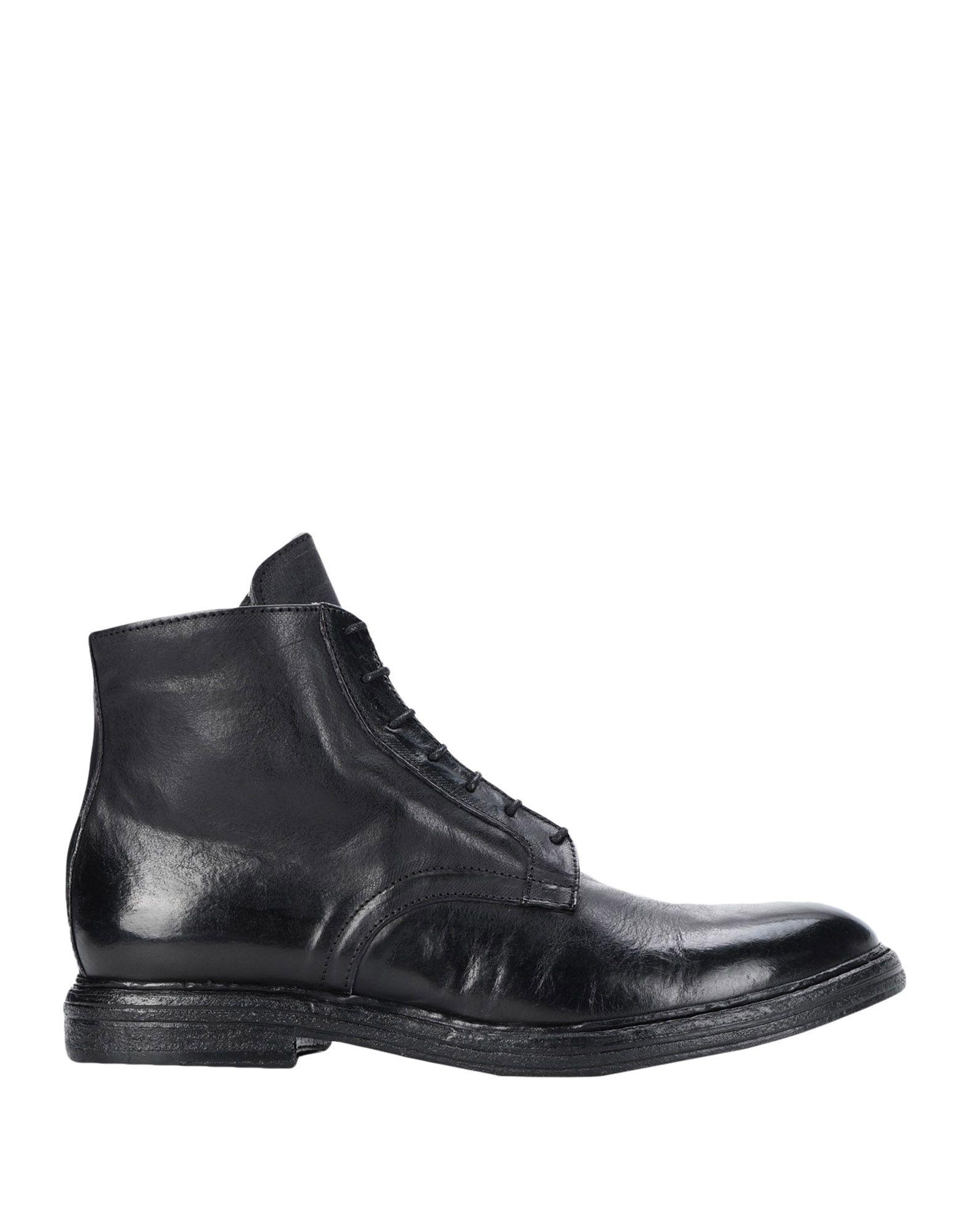 8 by YOOX Полусапоги и высокие ботинки ботинки дерби кожаные на шнуровке elinor