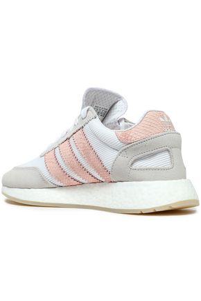 ADIDAS ORIGINALS I-5923 ribbed-knit sneakers