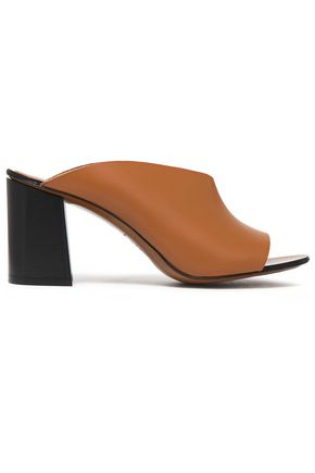 ATP ATELIER Leather mules
