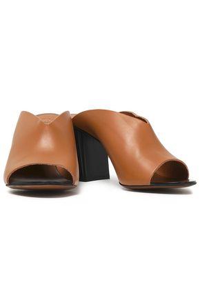 ATP ATELIER Leather mules