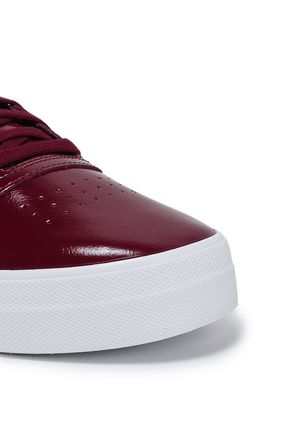 REEBOK Patent-leather sneakers